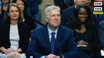 Here's why Democrats are voting against Neil Gorsuch