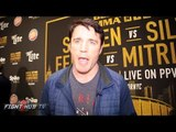 """Chael Sonnen """"If Conor makes it out 1 round, the entire sport of boxing is a fake phony myth!"""""""