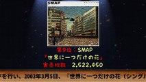 【JPOP】歴代CDシングル売り上げランキングTOP10