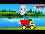 Gefrorener Elsa Spiderman Truck Schmetterling Schmetterling
