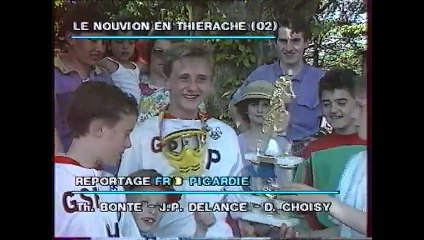 Reportage FR3 Picardie Chpt de Picardie au Nouvion et Fouilloy