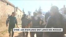 Syrie : qu'est-ce que le gaz sarin utilisé dans l'attaque chimique ? - Monde