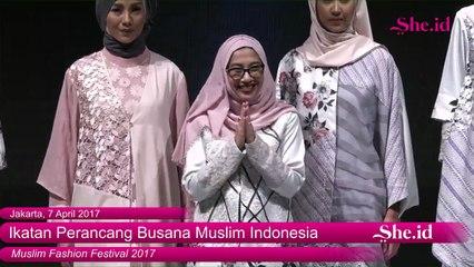 Ikatan Perancang Busana Muslim Indonesia - Muslim Fashion Festival (9)