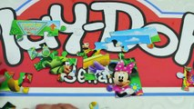 Mickey Mouse Clubh Game - Camping Buddies - Puzzle Games For Children To Pla