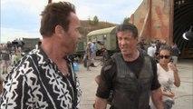 Arnold Schwarzenegger : pas d'Expendables sans Stallone !