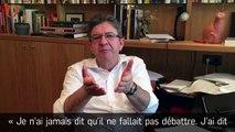 Présidentielle : Jean-Luc Mélenchon s'en prend vivement à France 2