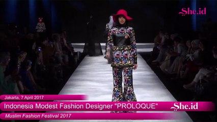 "Fashion Show Indonesia Modest Fashion Designer Present ""PROLOQUE"" - Muslim Fashion Festival (10)"
