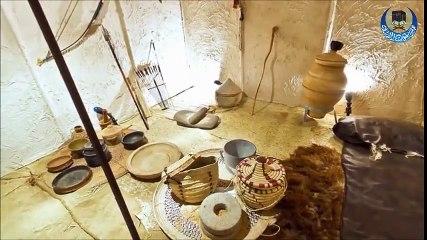 نبی کریم ﷺ کے گھر کا تھری ڈی ماڈل