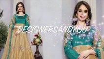 latest designer anarkali suits indian party wear dresses new floral designs online shopping usa uk