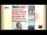 Yeewu Leen - 27 Octobre 2015 - Revue de Presse avec Mamadou M NDIAYE