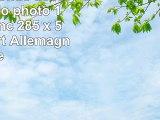 Delamax Fonds tissu pour studio photo 1 noir 1 blanc 285 x 585 m Import Allemagne