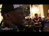 """Mayweather Sr. """"Thurman gonna beat Garcia! Thurman not that skillful...He's gonna catch Danny"""""""