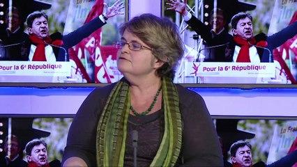 Droit d'accès -spécial présidentielle : Hélène Franco pour Jean-Luc Mélenchon