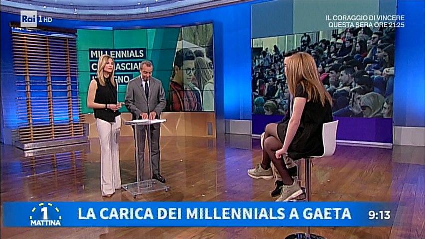 FESTIVAL DEI GIOVANI 2017: MILLENNIALS CHE LASCIANO IL SEGNO!!