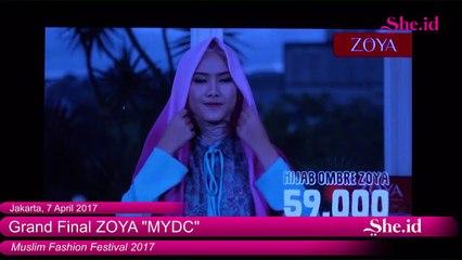 GRAND FINAL ZOYA Presents Modest Young Designer Competition (MYDC) - Muslim Fashion Festival (14)