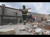 Castelluccio di Norcia (PG) - Terremoto, recupero beni (07.04.17)