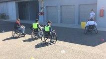 Sensibilisation handicap Lycée Pays de Retz