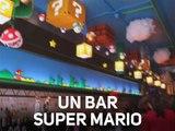 À Washington, un incroyable bar 'Super Mario' !