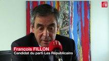 François Fillion s'exprime à propos de la Syrie et de Bachar el-Assad