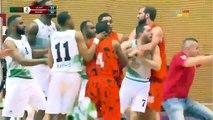 Basket : bagarre générale dans le championnat des Émirats arabes unis