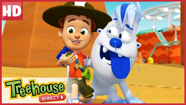 Check Out Ranger Rob's Bandolier!   Ranger Rob   New Show on Treehouse!