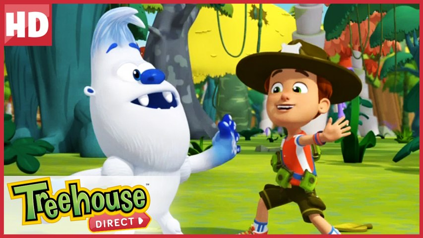 Learn How To Do Ranger Rob and Stomper's Best Friend Handshake! | Ranger Rob| New Show on Treehouse!