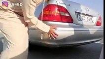 When a guy hits your car vs girl hits... - Habibi Maafi Mushkil