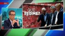Rui Santos critica a presença do Antonio Costa e Centeno no Benfica-Porto