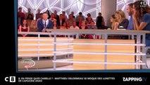"""Capucine Anav moquée par Matthieu Delormeau en plein direct dans """"Il en pense quoi Matthieu ?"""" (Vidéo)"""