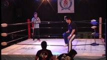 ハリケーンボンバイエR第3試合「GAKKEY vs 神」