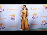 Zendaya 2017 Kids' Choice Awards Orange Carpet
