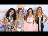 Little Mix 2017 Kids' Choice Awards Orange Carpet