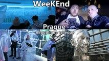 Vlog Body #1 Prague - République Tchèque - Jour 1 Découverte Ville, Bar De Glace, Discotheque