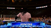 WWE 2K Custom Caw Story - Wrestler Introduction - Boom Town - Prologue Pt. 4
