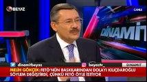 Melih Gökçek: Kılıçdaroğlu FETÖ'den talimat aldı kontrollü darbe diyor