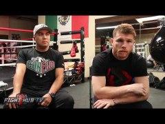 Canelo BLASTS Mayweather vs McGregor IT S A JOKE F