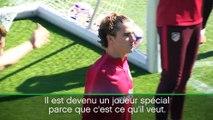 """32e j. - Simeone : """"Griezmann est devenu un homme"""""""