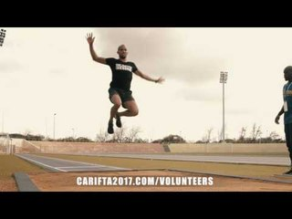 Volunteers Carifta 2016