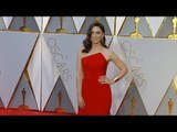Sara Bareilles 2017 Oscars Red Carpet