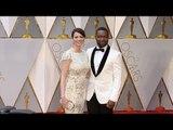 David Oyelowo and Jessica Oyelowo 2017 Oscars Red Carpet