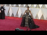 Janelle Monae 2017 Oscars Red Carpet