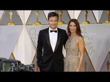 Jason Bateman and Amanda Anka 2017 Oscars Red Carpet