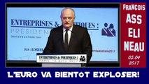Fr.ASSELINEAU. L'Euro n'est pas une monnaie unique contrairement aux idées reçues... Lire descriptif (Hd 720)