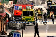 4 dead as truck runs into crowd in Stockholm