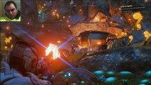 Mass Effect Andromeda, gameplay Historia 2, Conociendo a los nuevas razas y haciendonos amigos