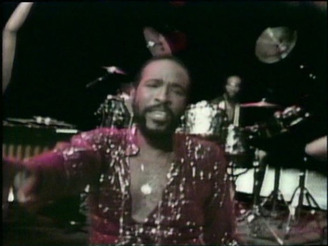 Marvin Gaye - Funky Space Reincarnation (Montreux 1980)