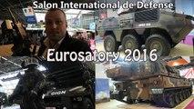 Eurosatory 2016 Salon International de Défense GIGN, RAID, Tanks, Chars, Drone, Véhicule D'assaut ..