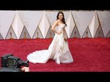Auli'i Cravalho 2017 Oscars Red Carpet