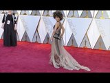 Halle Berry 2017 Oscars Red Carpet