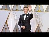 Jeremy Renner 2017 Oscars Red Carpet